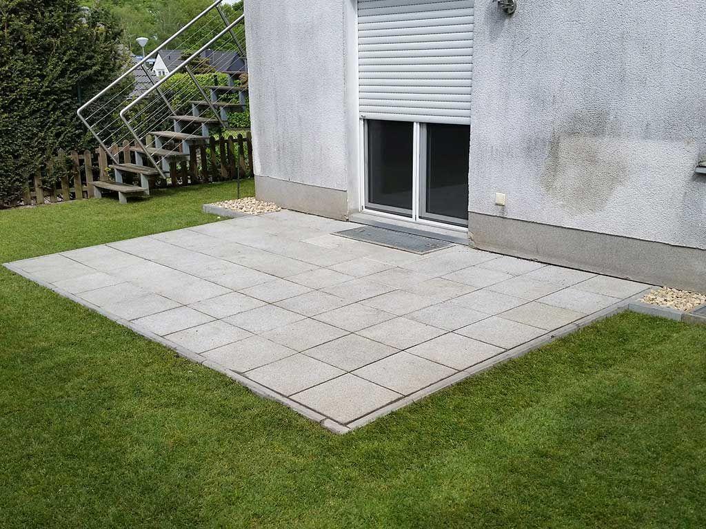 Eine sonnige Terrasse für Ihren Garten in Bochum